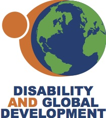 The logo shows a graphic of Earth with an orange person figure wrapping their hands around the world. The words